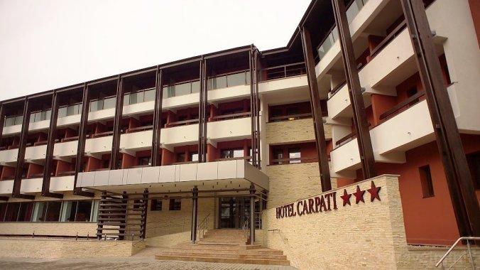 Hotel Carpaţi Predeal