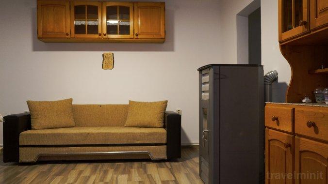 Apartament Csomor Praid
