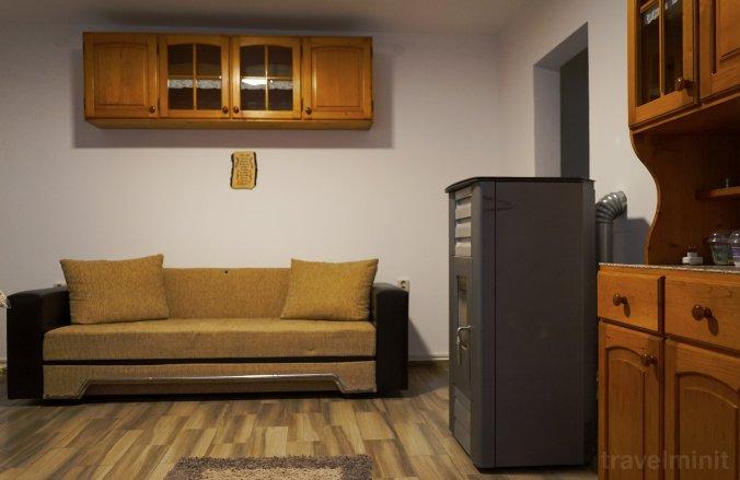 Csomor Apartament Praid