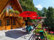 Pensiune Satu Nou (Glodeanu-Siliștea), Casa Verde