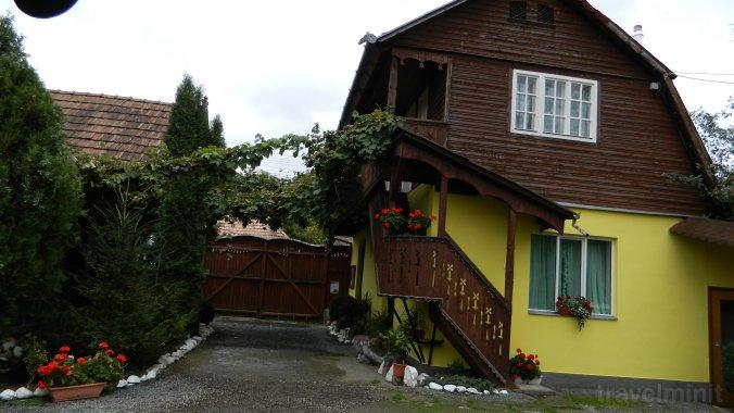 Casa de oaspeţi Küküllőparti Praid