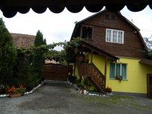 Pachet Nicolești (Frumoasa), Casa de oaspeţi Küküllőparti