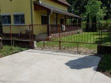 Vacation home Dédestapolcsány, K&H SZÉP Kártya, Gabi Guesthouse