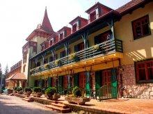 Pachet Mány, Hotel Bakony