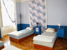 Accommodation Budapest, White Rabbit Hostel