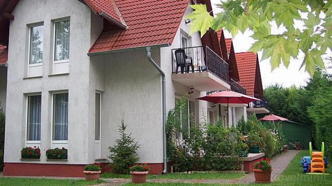 Apartamente Friesz C Zamárdi