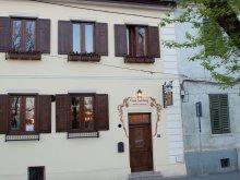 Cazare Cârțișoara, Casa Salzburg