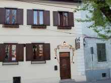 Pensiune Cârțișoara, Casa Salzburg