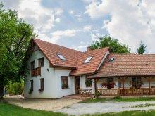 Casă de vacanță Sajómercse, Casa de vacanță Gerendás