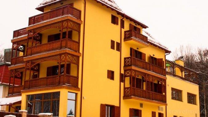 Ursu Villa Sovata