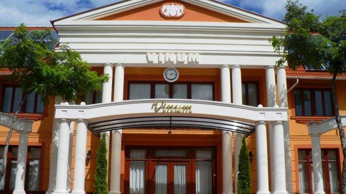 Vinum Wellnes Hotel Kiskőrös