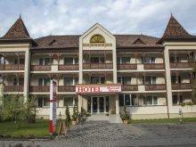Accommodation Barajul Zetea, Hotel Muresul Health Spa
