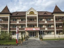 Hotel Desághátja (Desag), Hotel Muresul Health Spa