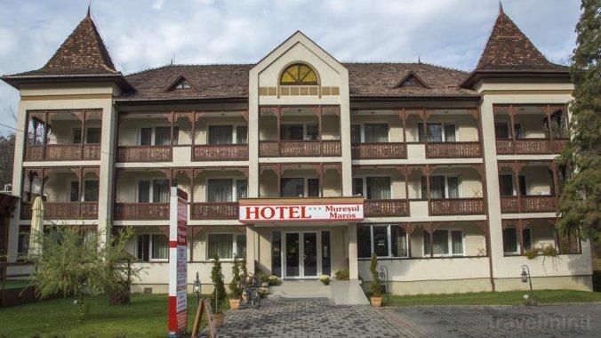 Hotel Muresul Health Spa Sovata