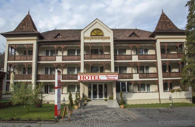 Hotel Muresul Health Spa Szováta