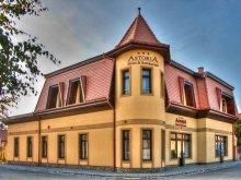 Hotel Bârgăuani, Hotel Astoria