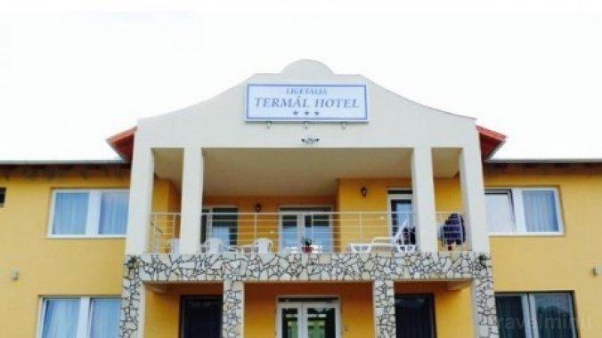 Hotel Ligetalja Termál Penészlek