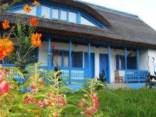 Pensiune Delta Dunării, Casa dintre Salcii
