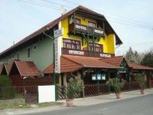 Cazare Lacul Balaton, K&H SZÉP Kártya, Hotel Napsugár