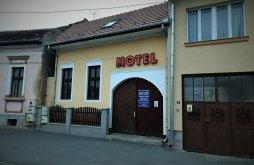 Motel near Magheruș Bath, Petőfi Motel