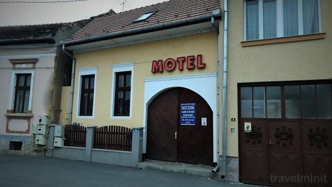 Petőfi Motel Cristuru Secuiesc