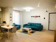 Apartment Huzărești, Ares ApartHotel - 44