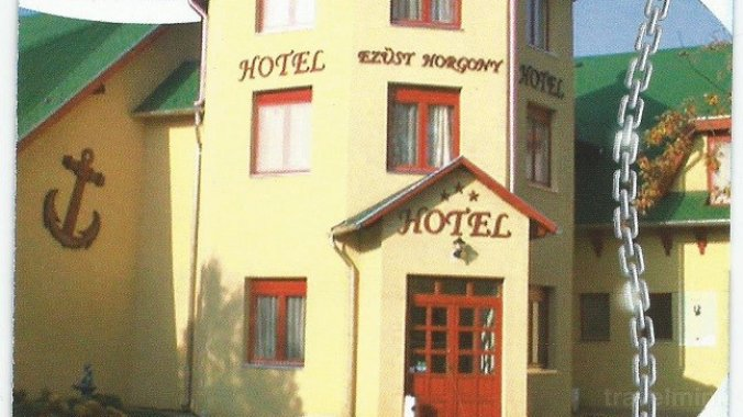 Ezüst Horgony Hotel Kisköre