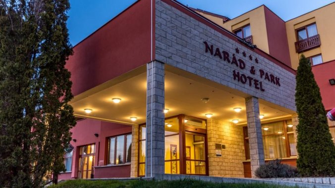 Nárád Hotel & Park Mátraszentimre