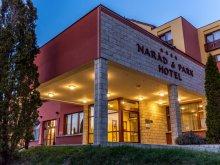 Pachet Nagybarca, Hotel & Park Nárád