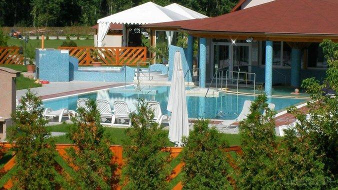 Hotel Thermál Park Egerszalók