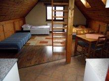 Accommodation Berkenye, Zulu Café Apartment