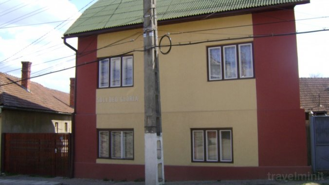 Shalom Guesthouse Sâncraiu