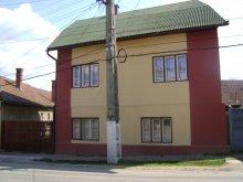 Szállás Apanagyfalu (Nușeni), Shalom Vendégház