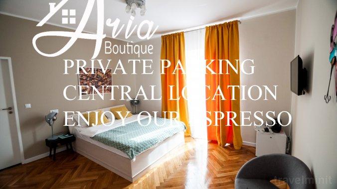 Apartament Aria Boutique Oradea