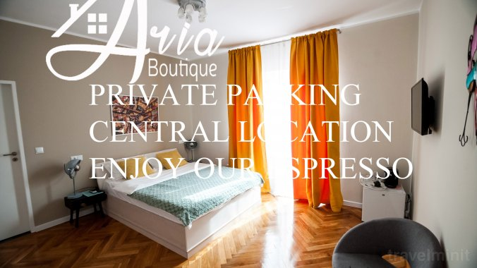 Aria Boutique Apartment Oradea