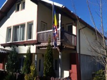Casă de vacanță Dragoslavele, Casa Azuga
