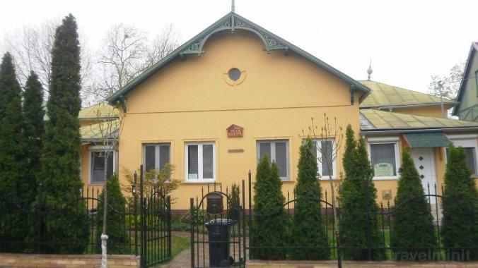 Zsofia Villa Balatonboglar