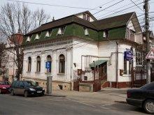 Pensiune Bubești, Pensiunea Vidalis