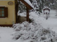 Guesthouse Zalaszombatfa, Őrségi Gólyahír Guesthouse