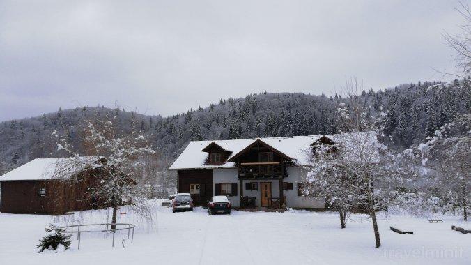 Fakutya Guesthouse Izvoare
