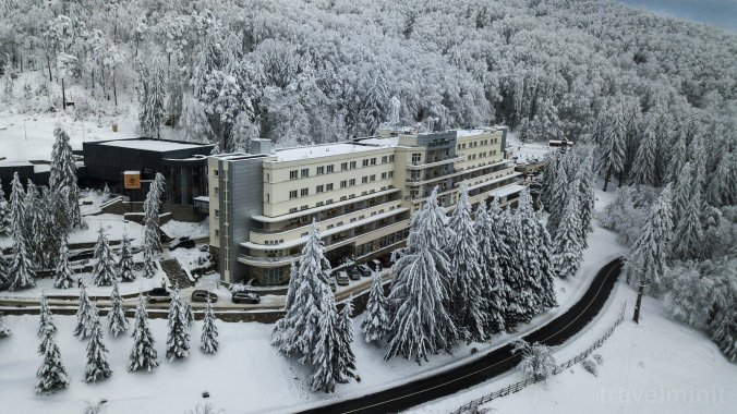 Grand Hotel Bálványos Bálványosfürdő