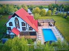 Cazare Delta Dunării cu Tichet de vacanță, Pensiunea Eden