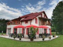 Panzió Nagyszeben (Sibiu), Tichet de vacanță, Horia Panzió