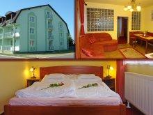 Accommodation Egyházasrádóc, HoldLux Apartments