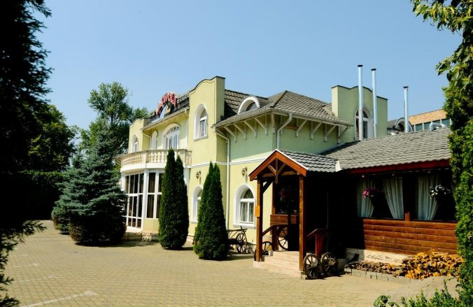 La Cupola Bed & Breakfast Targu Mures