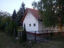 Casă de vacanță Lacul Balaton, Casa de oaspeți Nefelejcs-el