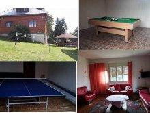 Chalet Cluj county, La Tufe Chalet