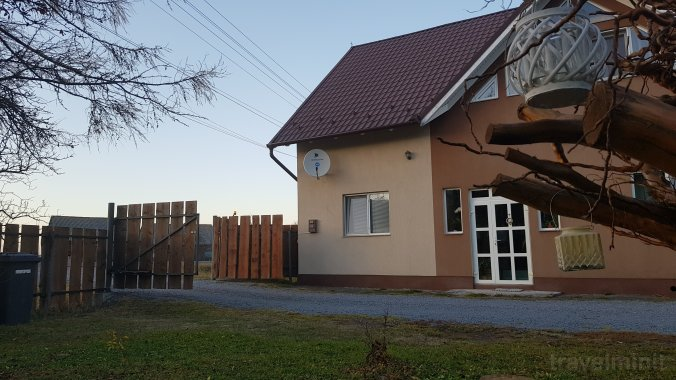 Casa de oaspeți Elza Suseni