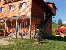 Kulcsosház Nagypetri (Petrindu), Ghețari Kulcsosház