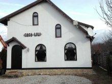 Casă de vacanță Scheiu de Sus, Casa Lili